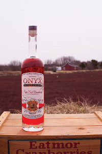 Onyx Cape Cod Cranberry Infusion Moonshine.