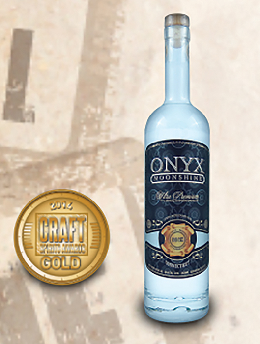 CONNECTICUT MOONSHINE WINS DOUBLE GOLD MEDALS
