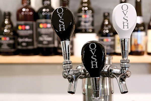 Overshores Brewing Company Expands Into Massachusetts