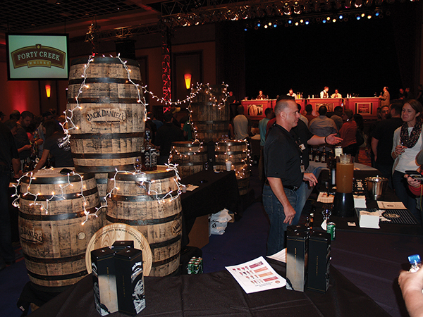 New England Whiskey Festival Highlights the Spirit's Popularity