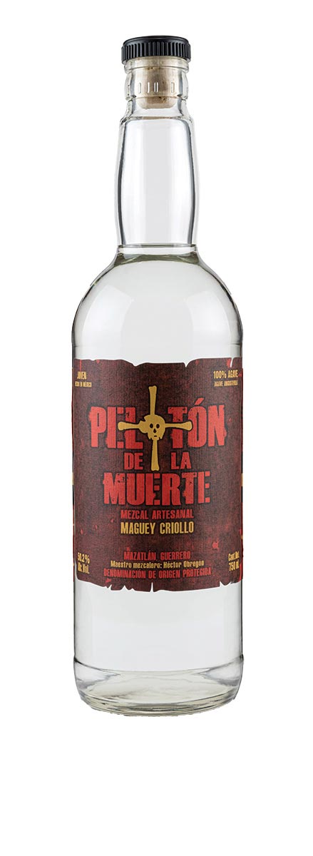 New Pelotón Mezcal Expressions Available from MS Walker