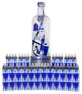 POPAI Image Absolut 01 Cases