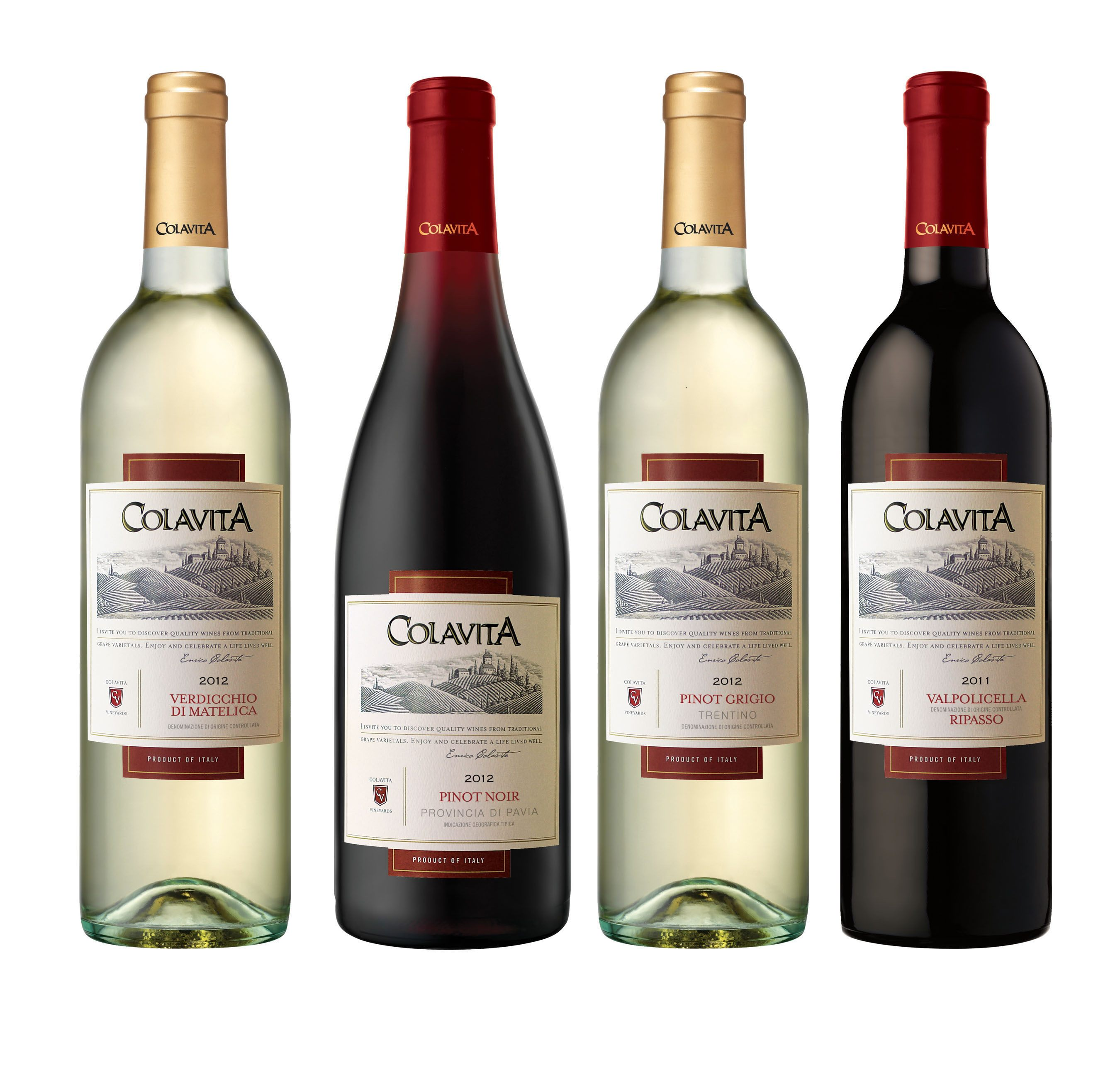 Terlato Wines and Colavita Partner to Launch Colavita Wines