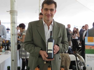 Ruca Malen's Pablo Cueno, Winemaker. See the full story of the Argentina winery's growth on page 23.