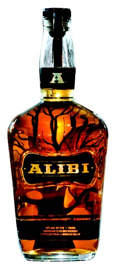 PANACHE LAUNCHES ALIBI AMERICAN WHISKEY