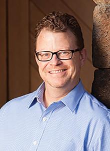 Patrick DeLong, President and CEO.