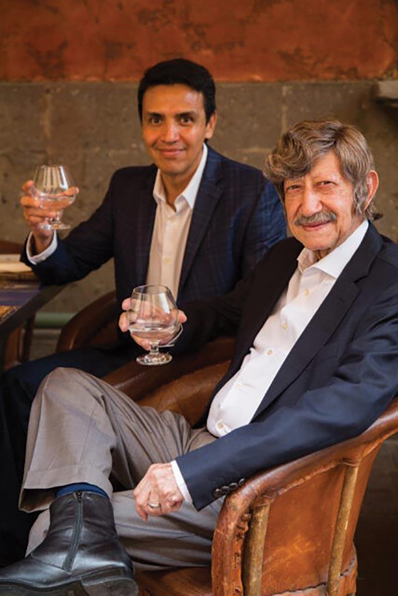 Rodriguez Named Patrón Master Distiller as Alcaraz Retires