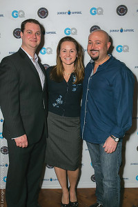 CDI's Paul Mazurek, Tammy Henegen and Peter Apotrias. Photos by Michael Leung, leungevityphotography@gmail.com.