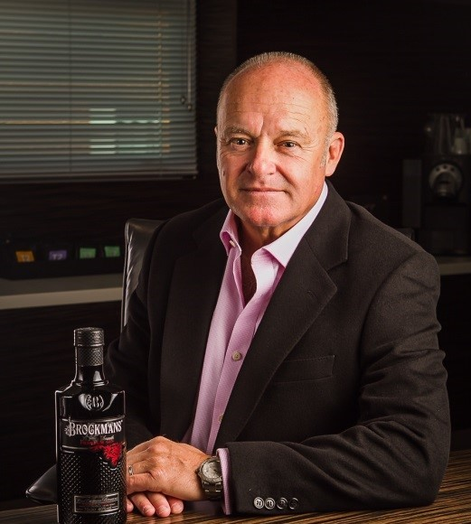 Walsh Joins Brockmans Gin Advisory Board