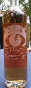 Pearl Jam Onyx Bottle