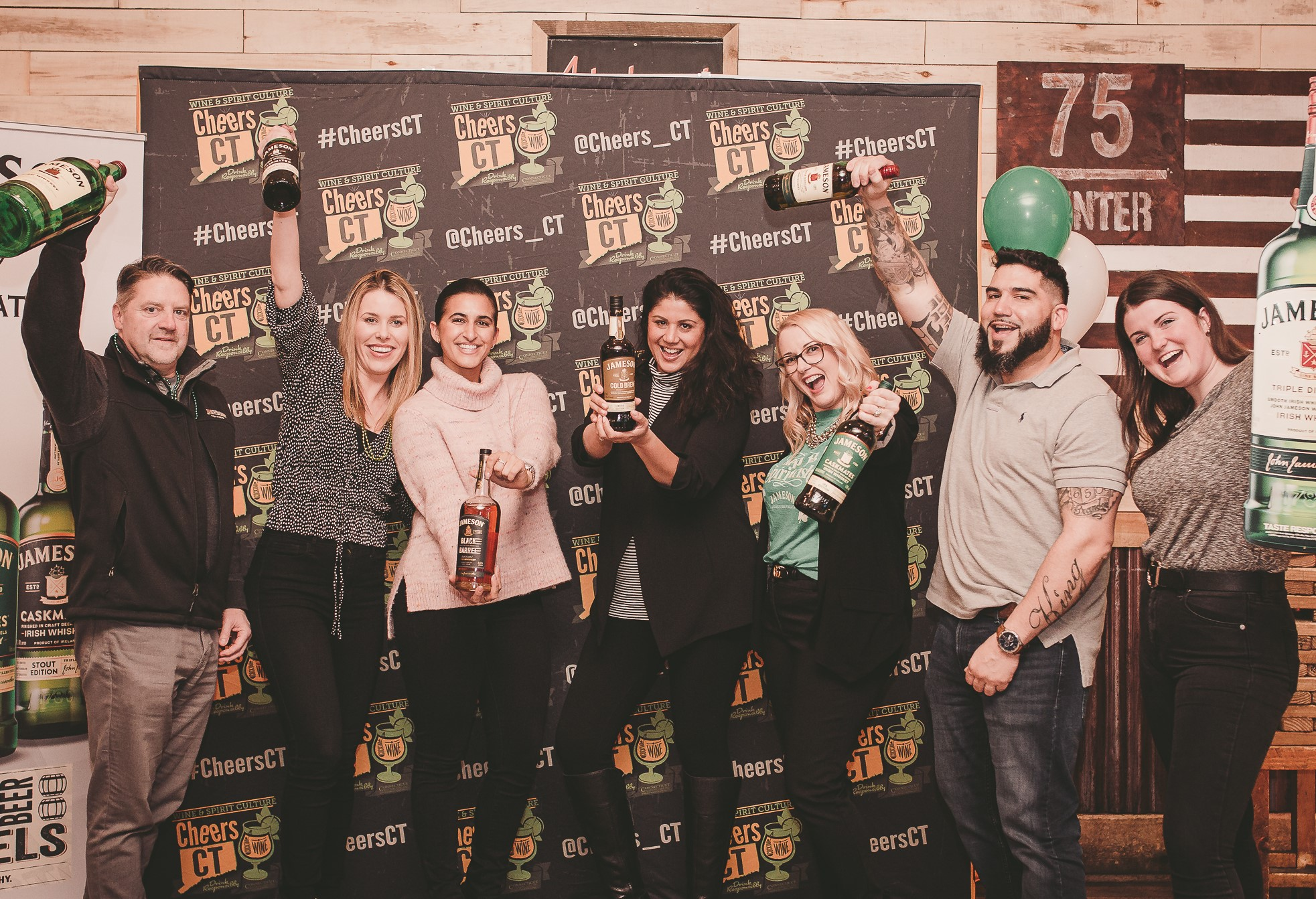 Jameson Brand Cold Brew Launch Hosted in Southington