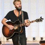 Singer Paul McDonald, sponsored by Broadcast Music, Inc. (BMI).