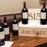 Gott signed 3-liter bottles for CDI staff.