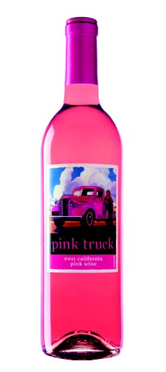CRUISE INTO TASTE WITH PINK TRUCK