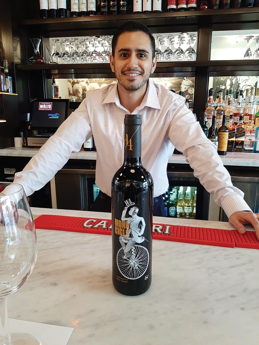 Venues Showcase Spanish Wine from Piu Facile Portfolio