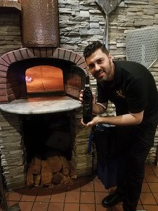 Owner Danilo Mongillo of Strega Restaurant in Branford.