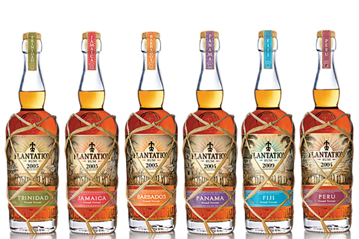 Plantation Rum Announces Brand Name to Evolve