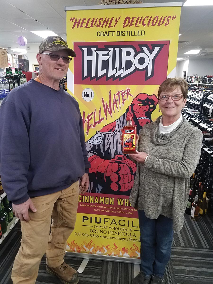 Piu Facile Continues to Showcase Hellboy Whiskey