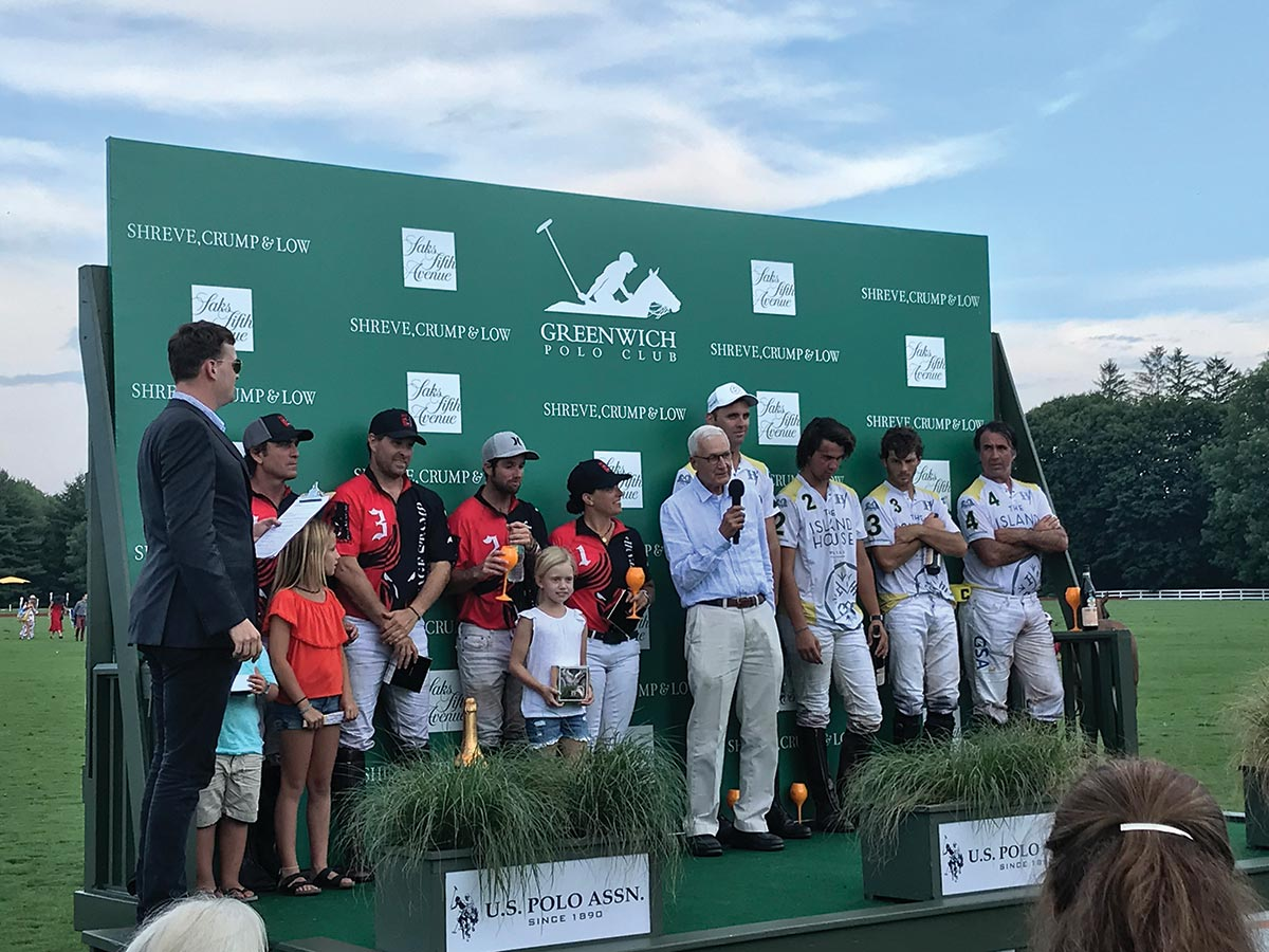 Slocum & Sons Participates in VIP Event at Greenwich Polo Club