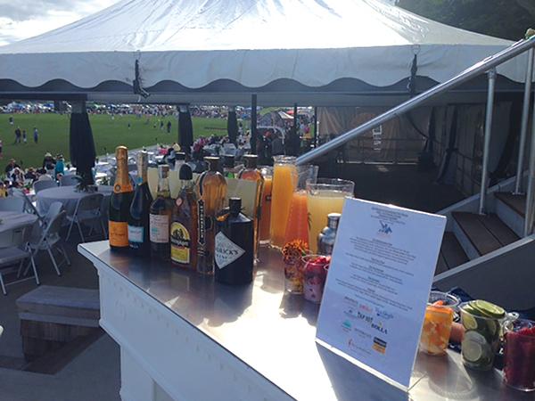 Hendricks Gin Pavilion Hosts USBG at Newport Polo
