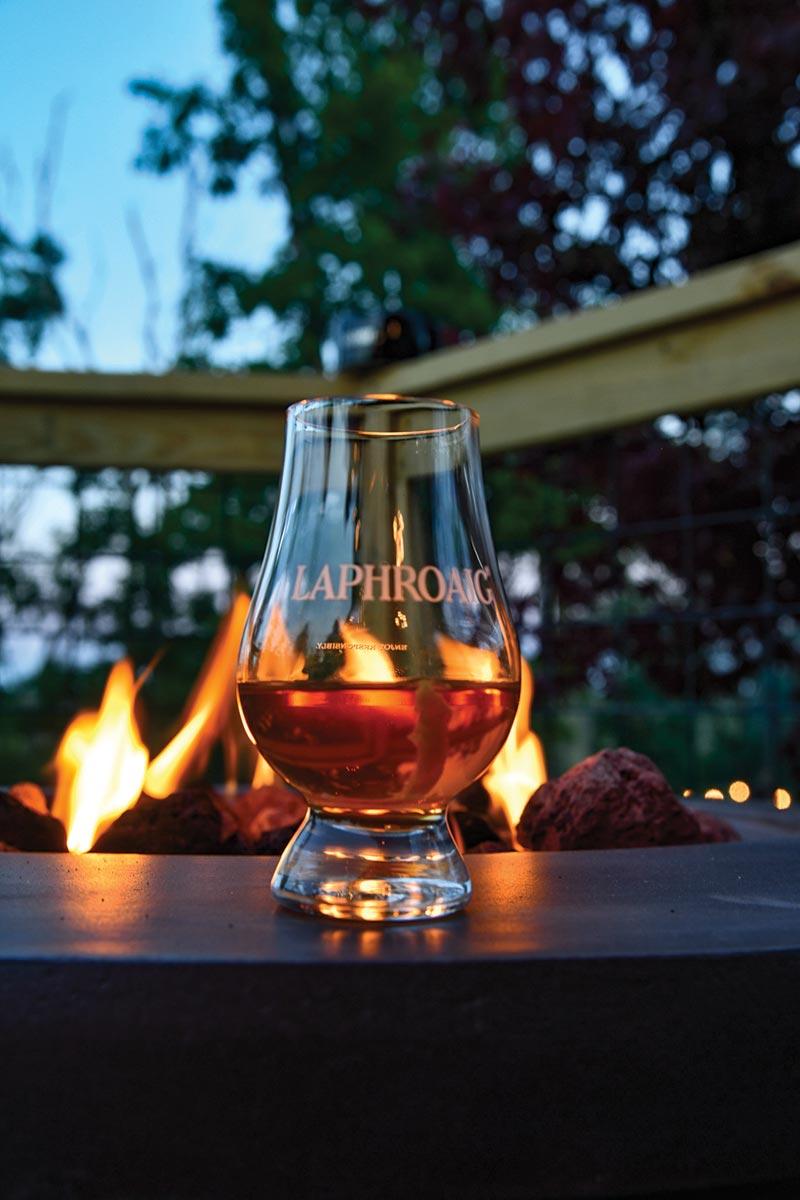 Safari Tent Scotch and Cigar Tasting Experience Debuts