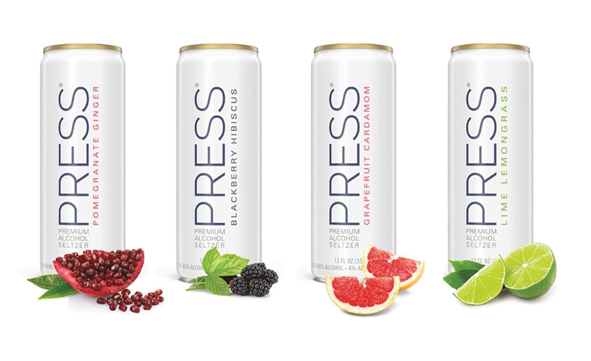 Atlantic Beverage Distributors Showcases Seltzer for September
