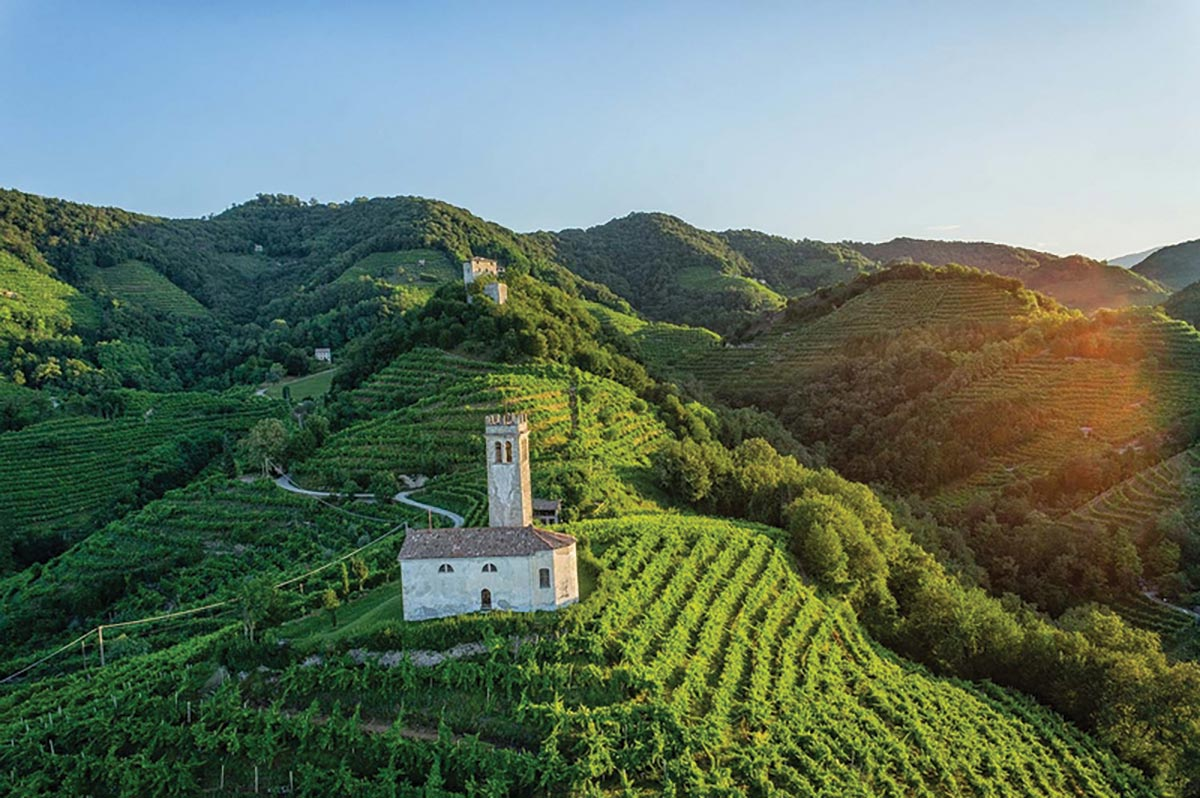 Italy's Prosecco Hills Proclaimed UNESCO World Heritage Site
