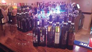 Il Forno in Branford featured Piu Facile wines.