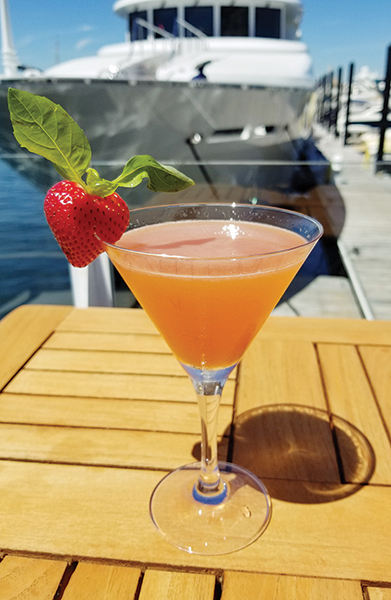 "Serving Up: ""The Duchess"" at Newport's 41 North"
