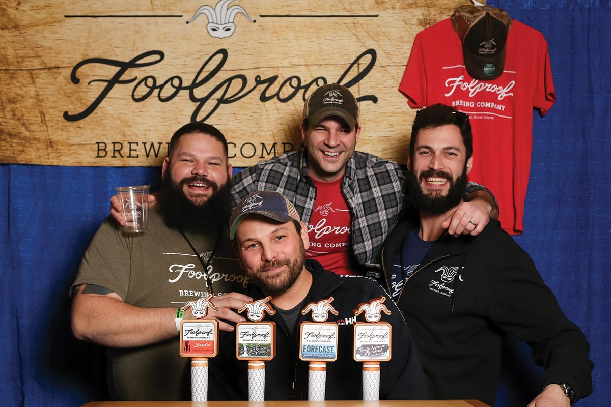 RI Craft Brew Fest Hosts Sold Out Tasting Sessions