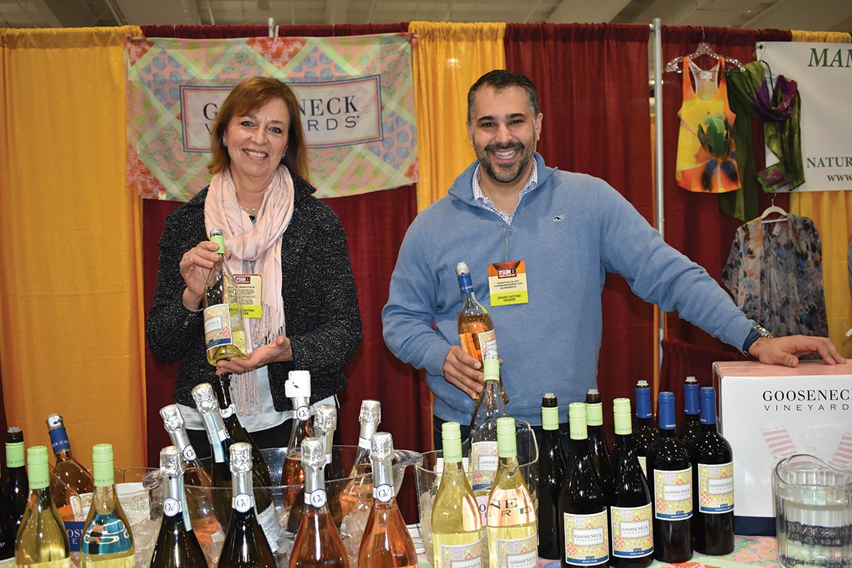 Rhode Island Brands Showcased at Mohegan Sun Wine Fest