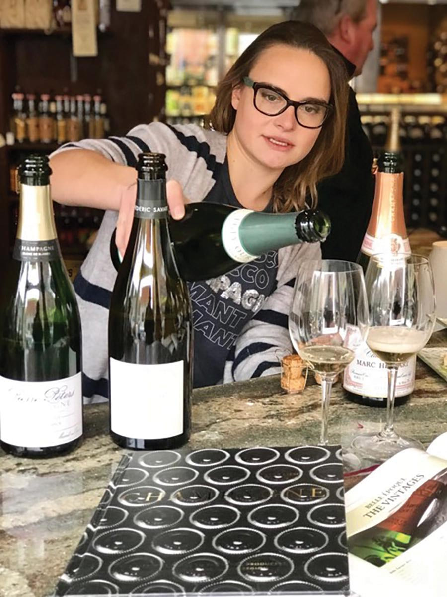 Grower Champagnes Tasted in Time for the New Year