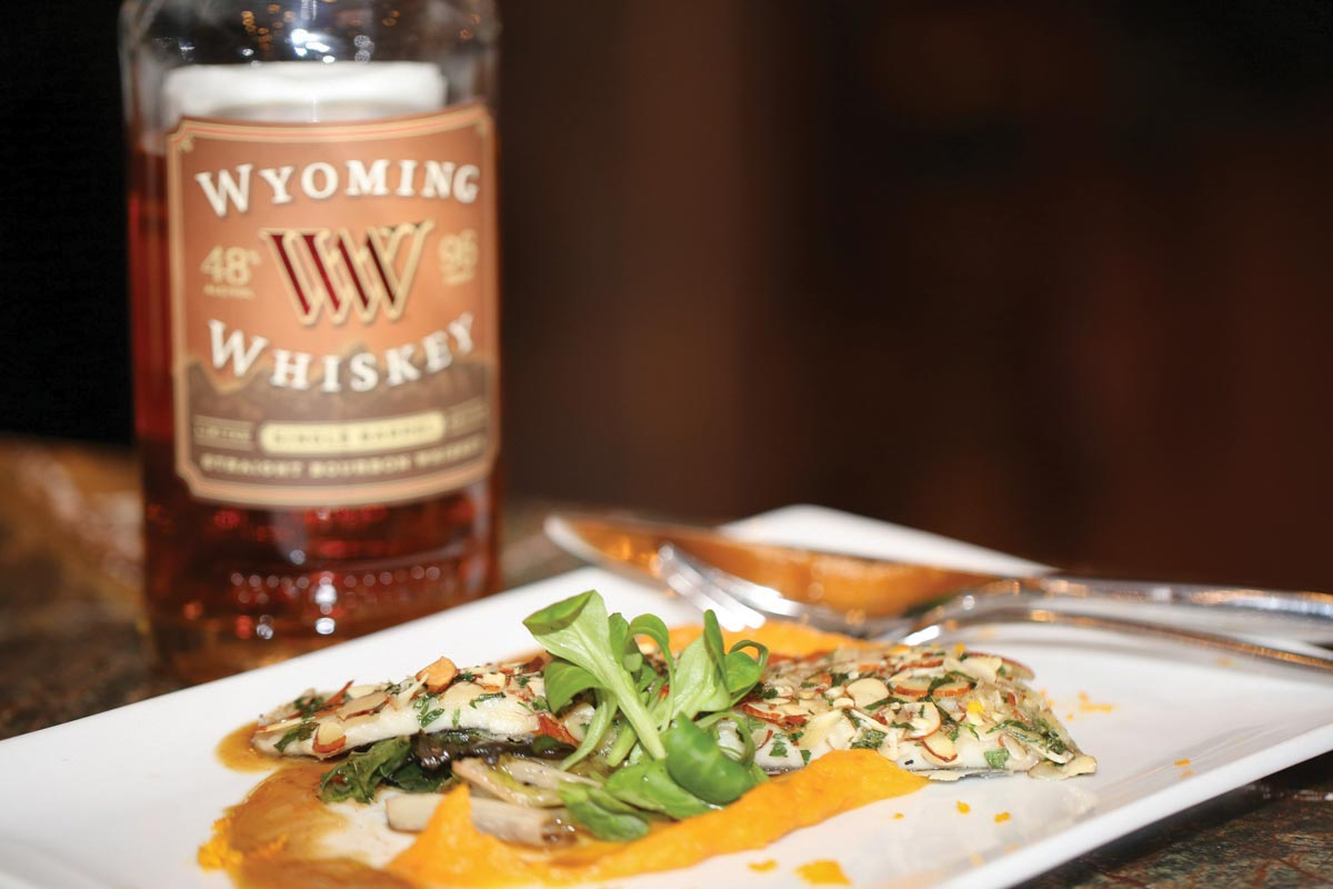 Wyoming Whiskey Dinner Hosted in East Greenwich