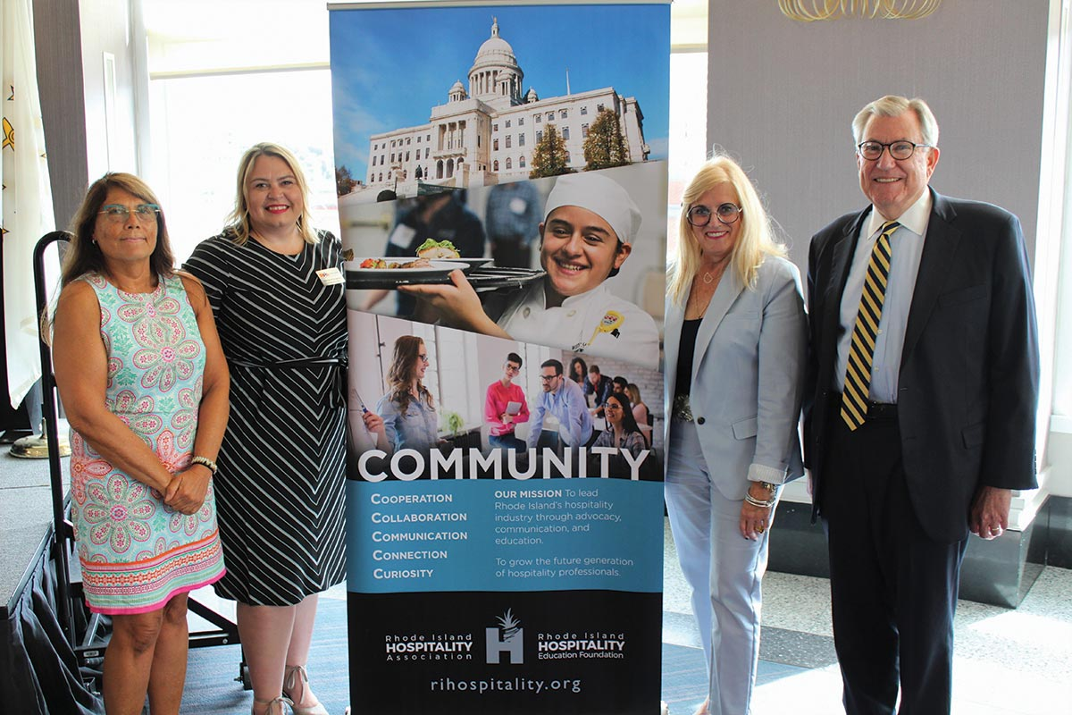 RIHA Hosts Two Community Economic Impact Events