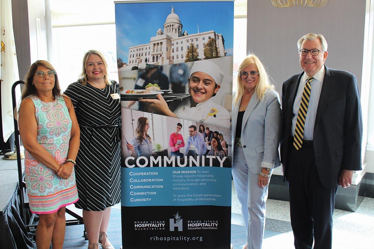 RIHA Hosts Two Community Economic Impact Events