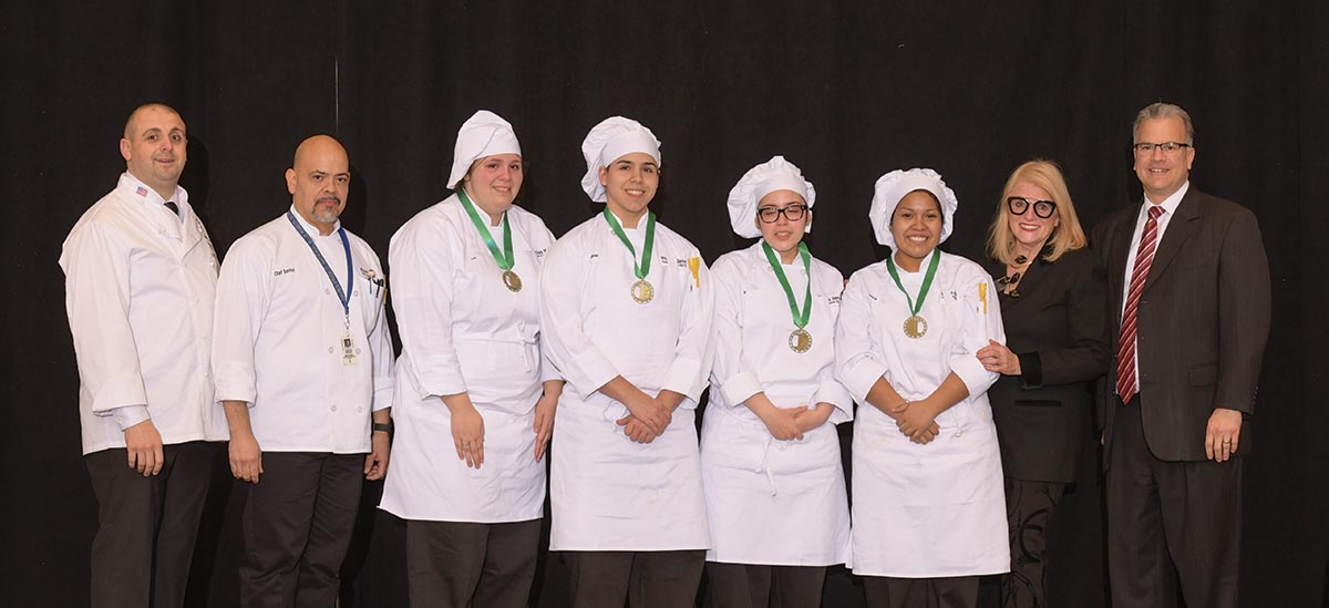 RI Hospitality Education Foundation Hosts Annual ProStart Competition