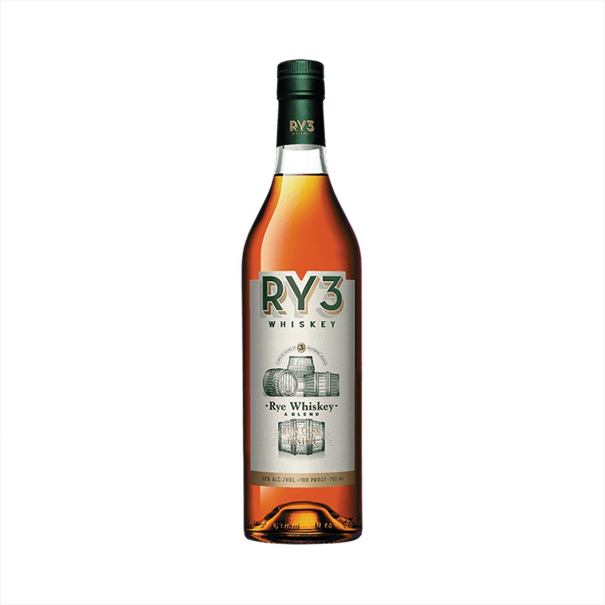 Brescome Barton Welcomes New RY3 Whiskey