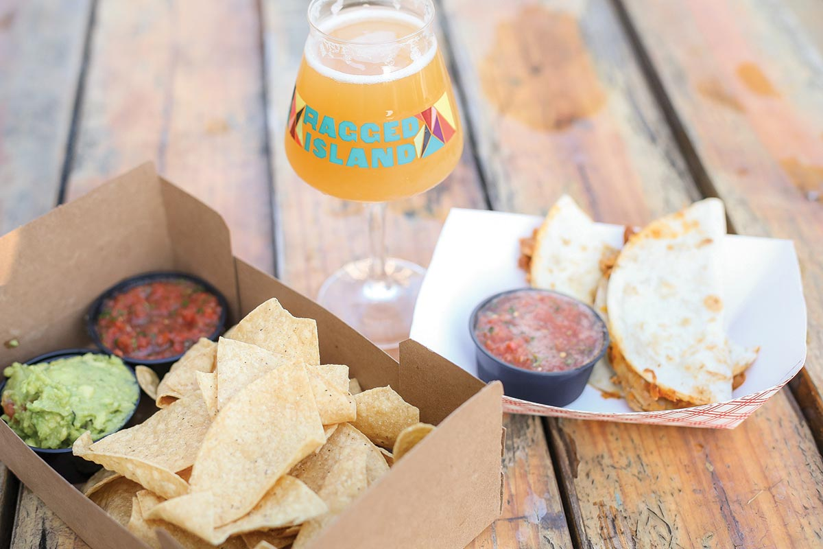 Ragged Island Brewing Teams Up with Diego's Newport