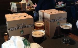 Rare six packs of Westvleteren