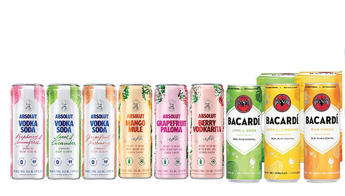 New Ready-to-Drink Offerings with CDI Pour into Market