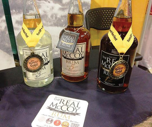 """The 3-year aged expression in the """"Premium White Rum"""" category and the 12-year in the """"Aged 9-12 Years"""" category each earned gold medals during the Rum XP International Tasting Competition held during the festival."""