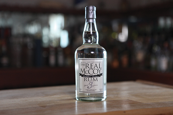 THE REAL MCCOY RUM GETS A TASTING GOLD AND A TOP HONOR