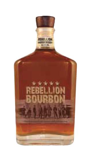 Market Street Spirits Launches Rebellion Bourbon & Rye