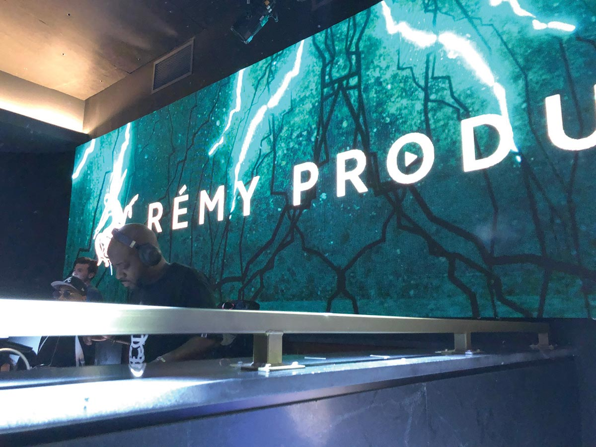 Rémy Martin Mixes with Music Series