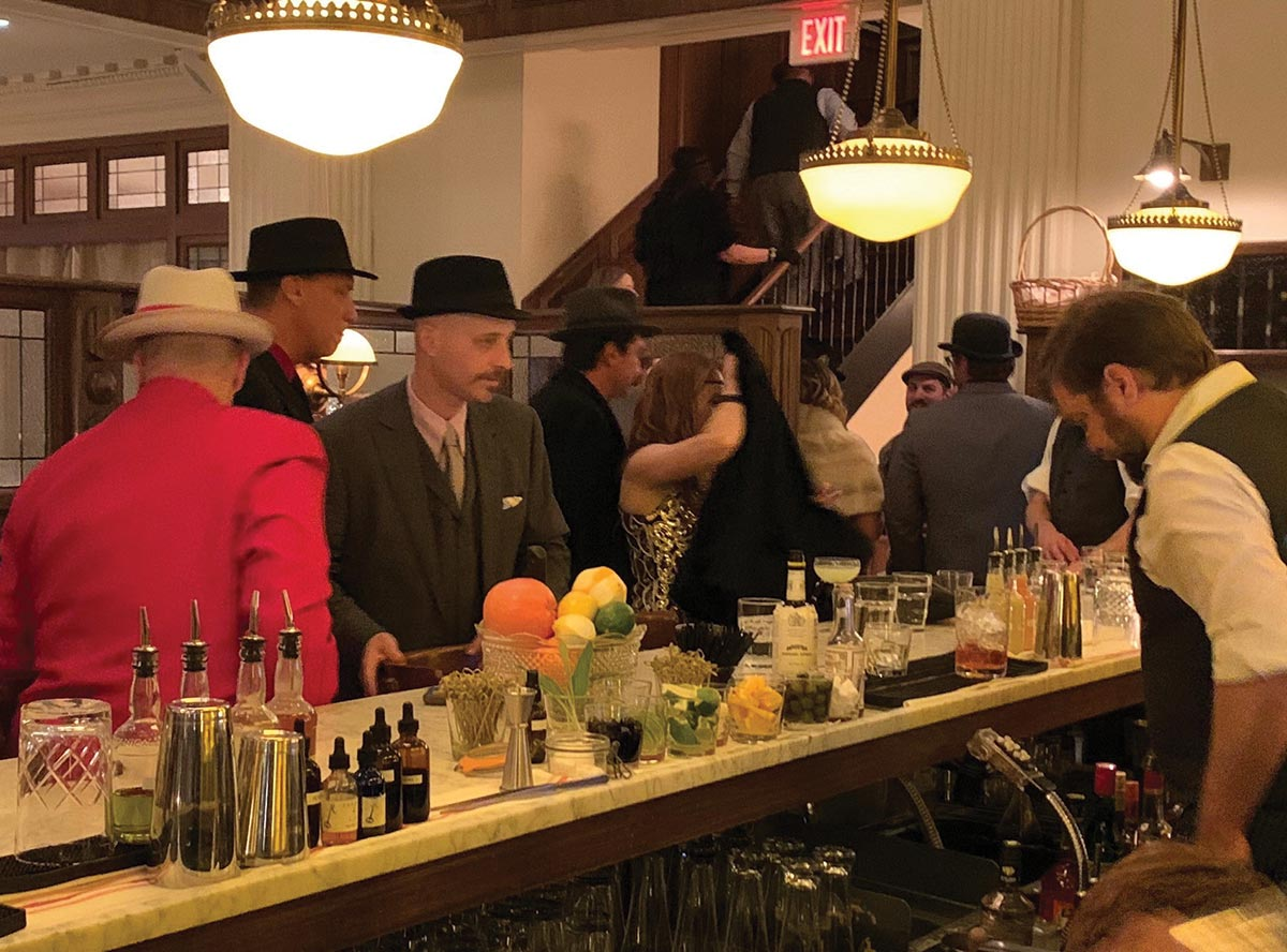 New Haven Celebrates Repeal Day