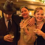 Revelers at The Dorrance. Photos by Chris Almeida.