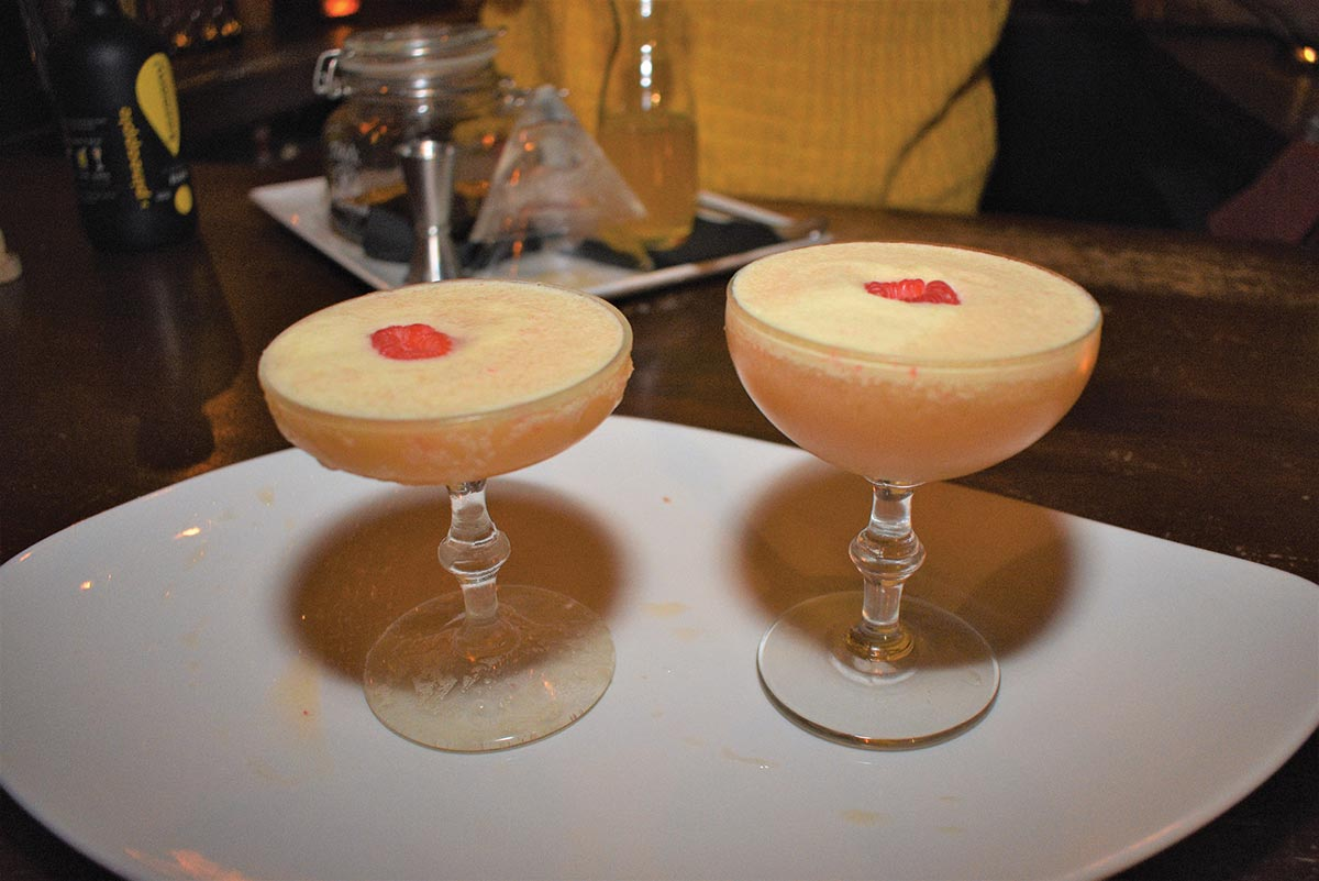 Reyka Icelandic Vodka Featured in Frozen Cocktail Competition