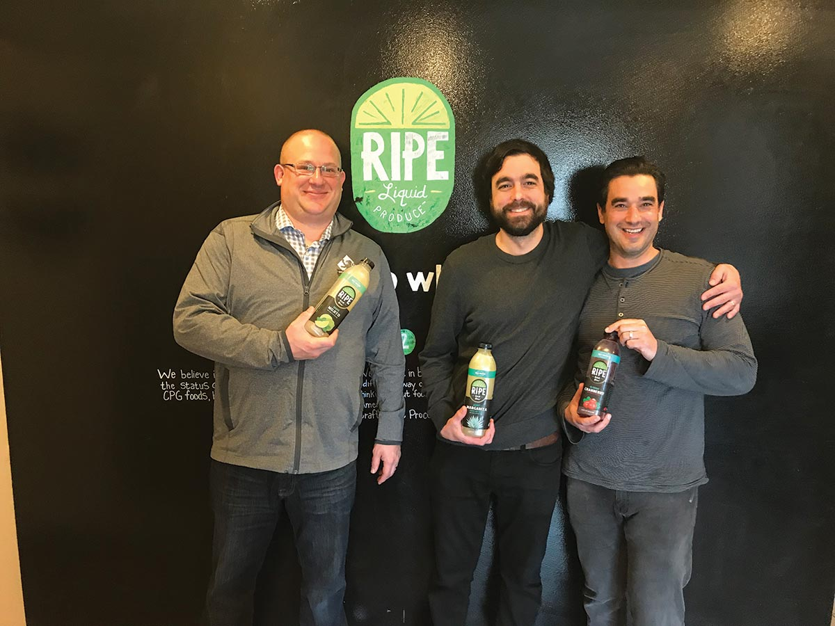 RIPE Juice Expands Through Partnership with Brescome Barton