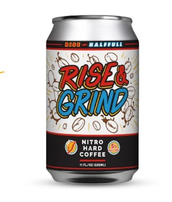 Half Full Brewery Releases Collaboration with RISE Brewing Co.