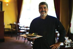 Vito's Restaurants chef/owner Rob Maffucci